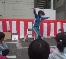 日本を代表する大道芸人加納真実