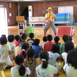 ジャグリング教室