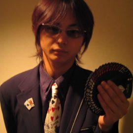 名古屋を拠点に活動中のマジシャン