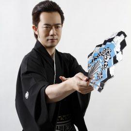 日本伝統のマジック「和妻」の正式継承者でもあるマジシャン・上口龍生
