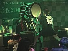 和太鼓奏者
