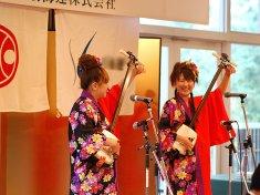 京極流師範の腕前を持つ実力派女性津軽三味線ユニット