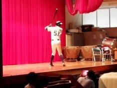 高知県高知市の高校の学園祭に派遣したお笑い芸人・ニッチロー'